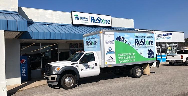 Restore Truck Small