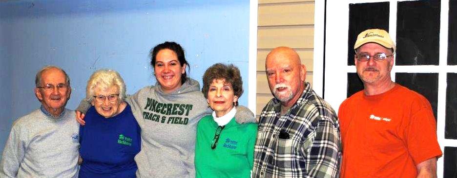 Restore Volunteer Crew
